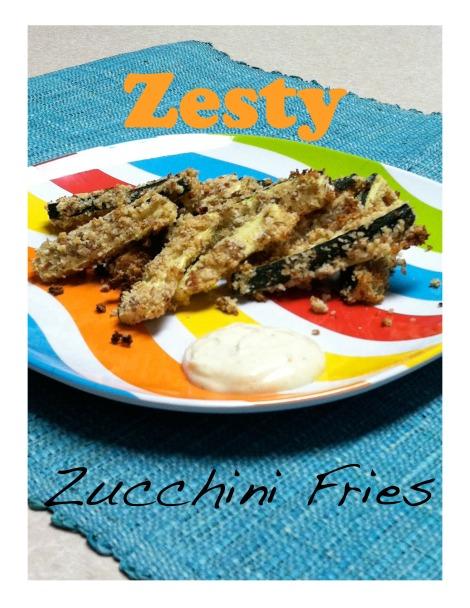 ZestyZucchiniFries