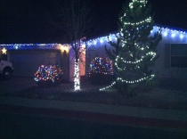 Festive home