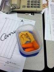 Carrots & Hummus