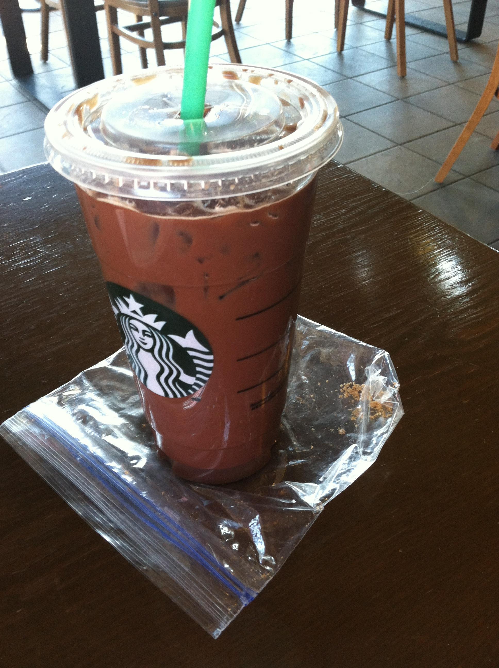 Starbucks Sugar Free Mocha Syrup
