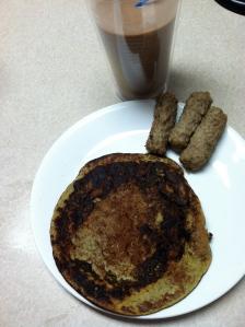 Two-Ingredient Pancake