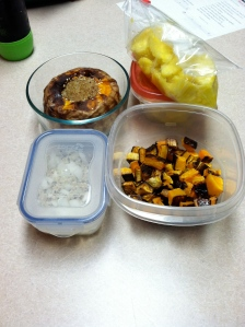 Sunday Food Prep