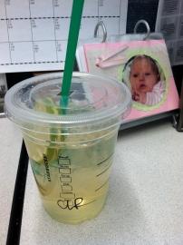 Starbucks Refersher