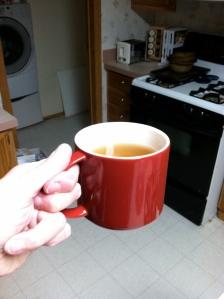 Candy Cane Lane Tea