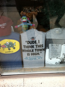 Cute shirt for sale in Park City