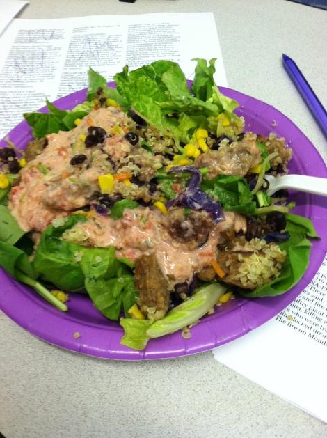 Veggie-ful Dinner