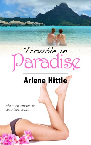 Trouble in Paradise cover